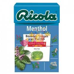 Ricola Menthol