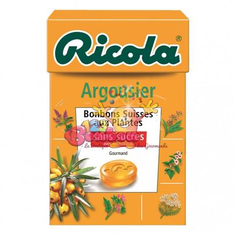 Ricola Argousier