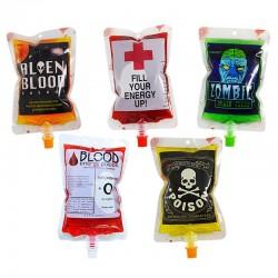Alien Blood Poison Zombie Bag