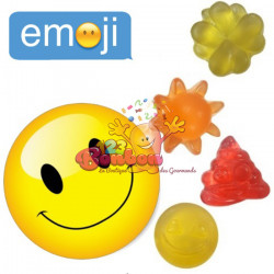 Bonbon Emoji Be Happy