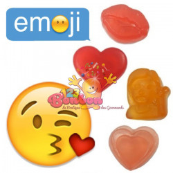 Bonbon Emoji So in Love