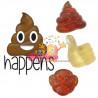 Bonbon Emoji Shit Happens