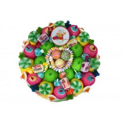 Gâteau de bonbons «Tutti Sweety»