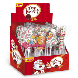 Sucette twisty pop X'Mas
