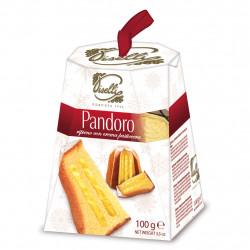 Pandoro con crema