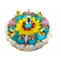 Gâteau de bonbons «Sweety l'ourson»