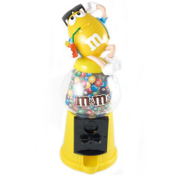 "Distributeur M&M's XXL choco "" Yellow"""