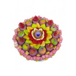 Gâteau de bonbons «Hatchimals»
