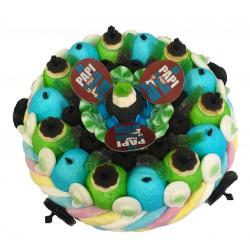 Gâteau de bonbons «Super Papi»