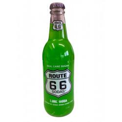Soda Route 66 ** Citron Vert **