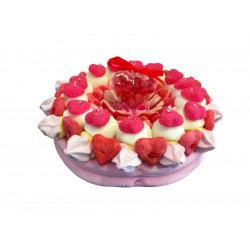 Gâteau de bonbons - Amore Mio