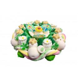 Gâteau de bonbons - La Reine des Neiges 2