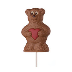 Sucette Ours Coeur 35g