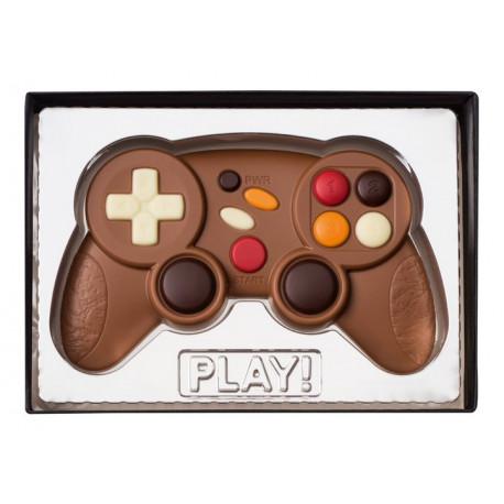 Manette jeu en chocolat 70g