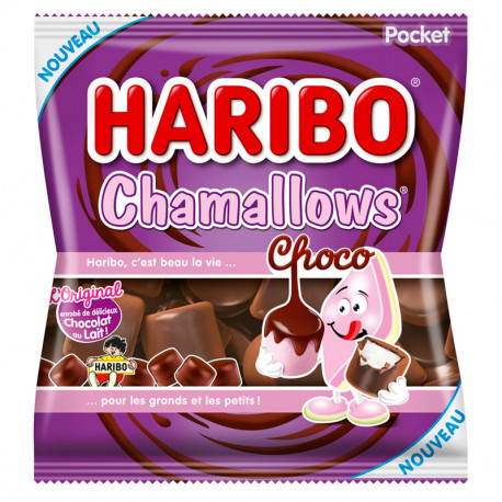 Haribo Chamallow Choco 75g