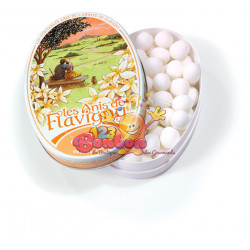 Anis de Flavigny arôme Fleur d'oranger