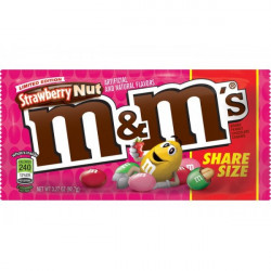 M&M's Strawberry Nut
