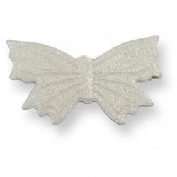 Décoration sucre, papillon blanc