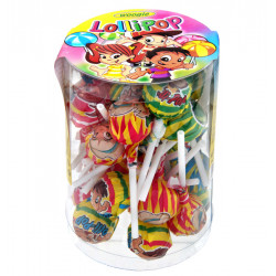 Sucette Lolly's 300g