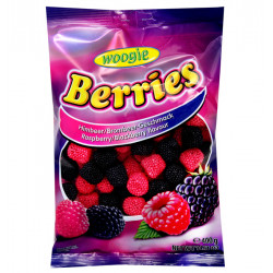 Assortiment fruits rouges 400 g