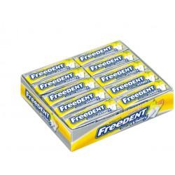 Freedent White Goût Fruits x30