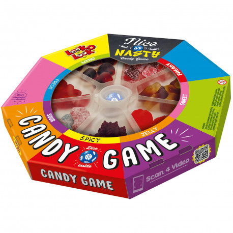 "Candy Game "" Nice or Nasty"""