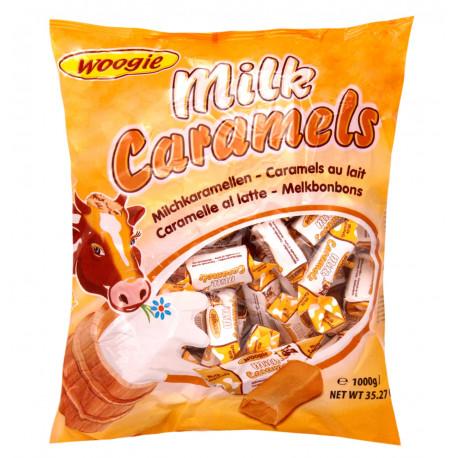 Caramel tendre au lait
