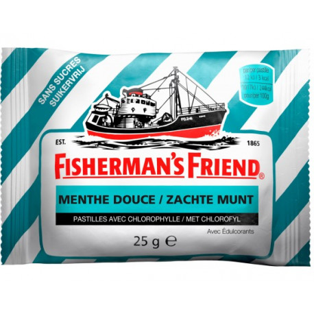 Fisherman's Friend - Menthe douce