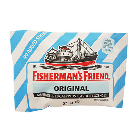 Fisherman's Friend - Menthe Eucalyptus