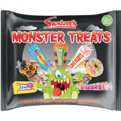 Monster Treats, mix Halloween