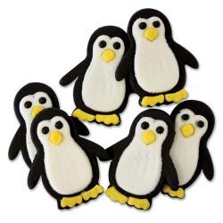 Petits pingouins en sucre