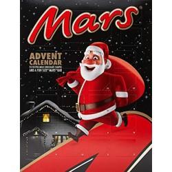 Calendrier de l'avant MARS