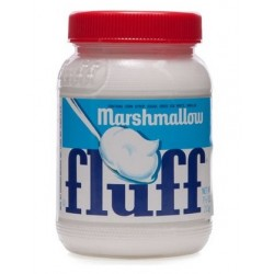 Marshmallow Fluff - DLUO 08/07/2018