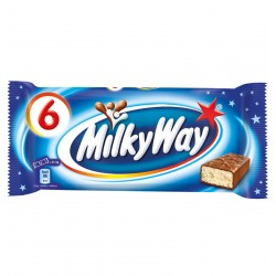 MilkyWay en lot de 6