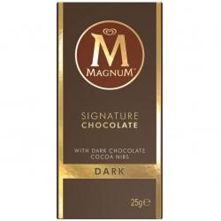 Tablette MAGNUM  Chocolat Noir