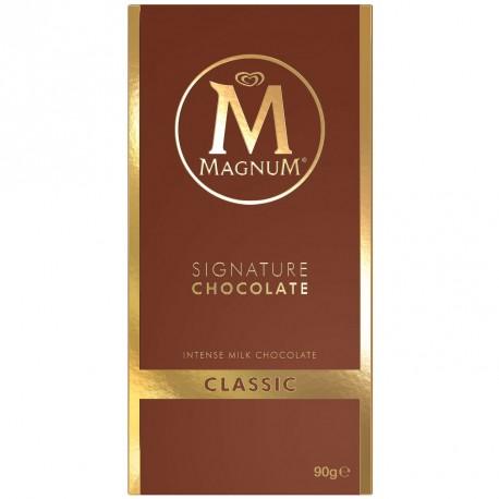 Tablette MAGNUM  Chocolat au lait