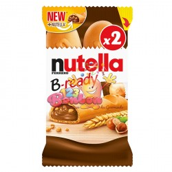 Nutella B-ready - DLUO 15/01/19