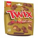 Mini cubes Twix