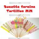 Sucette foraine tortillon GM unité *Destockage*