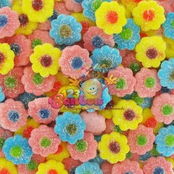 Fleurs candies 200 g *Destockage*