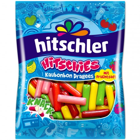 Hitchies Mix Fruits 165 g