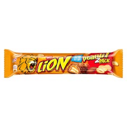 Lion Peanut 2 Pack 62gr