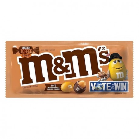M&M's English Toffee