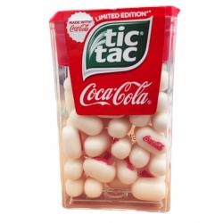 Tic Tac Coca Cola *Edition Limitée*