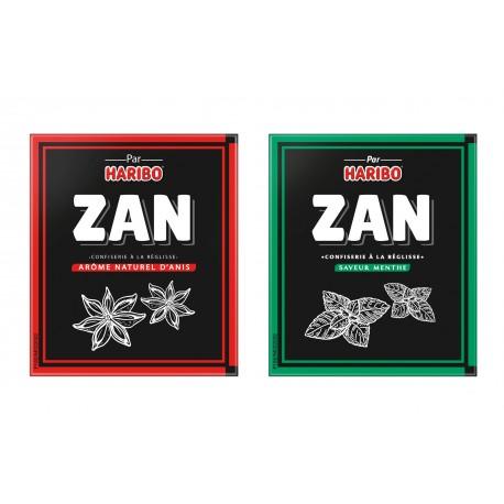 Petit pain de zan Haribo