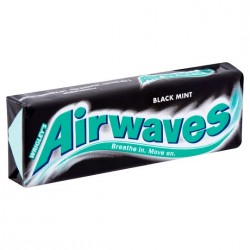 Airwaves Black Menthol