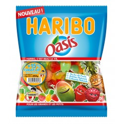 Haribo  Oasis 120g DLUO 02.2021