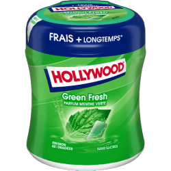 Hollywood Green Fresh Bottle