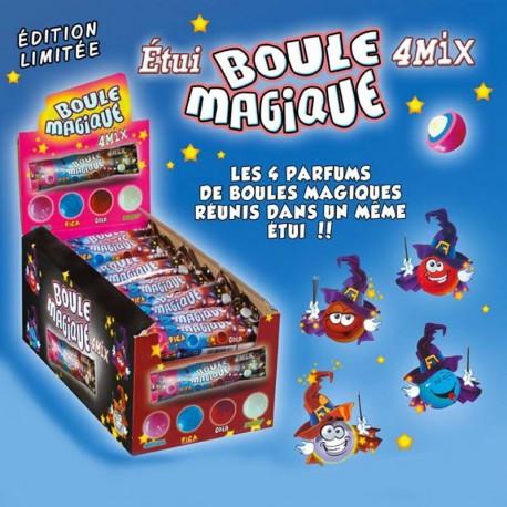Boules magiques 4 mix