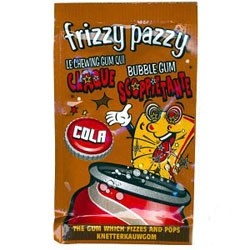 Frizzy pazzy cola